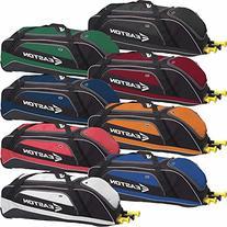 Easton E500W Wheeled Bag, Black
