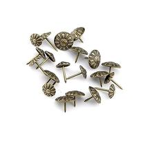 eMylo Upholstery Tacks Nails Bronze Thumb Tacks Furniture