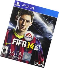 EA FIFA 14 For PS4