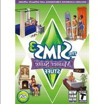 EA The Sims 3 Master Suite Stuff - Entertainment Game - PC