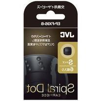 JVC Ear Pad EP-FX9S-B BK Black S size