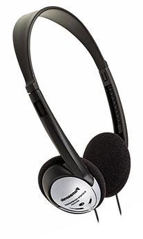 Panasonic On-Ear Stereo Headphones RP-HT21  Lightweight and