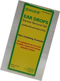 Ear Wax Removal Drops Generic for Debrox 0.5 oz