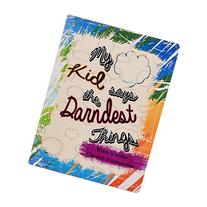 School Smarts the Easiest Kid's Quote Book/Journal for