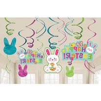 Easter Value Pack Swirl Decoration