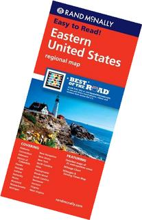 Rand McNally Eastern United States: Regional Map