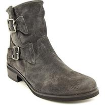 Paul Green Women's Eastwood Boot, Anthracite Suede, 6 M US