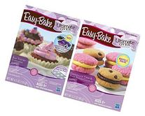 Easy Bake 2-Pack Oven Refill - Chocolate Chip and Pink Sugar