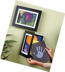 "Easy Change Artwork Frame - Black - Fits 8.5"" x 11"" Artwork"