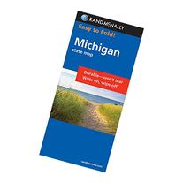 Rand McNally Easy to Fold: Michigan