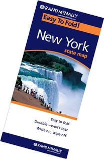 Rand McNally Easy To Fold: New York