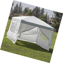 Belleze Easy Pop Up Canopy 10 x 10 Feet Vending Fair Shelter