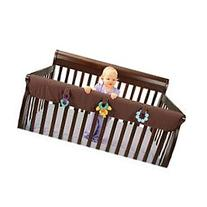Leachco Easy Teether XL - Crib Rail Cover For Convertible