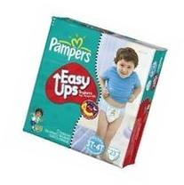 Pampers Easy Ups Training Pants Boys Size 5 30-40 LBS 23