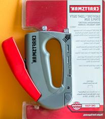 Craftsman Easyfire Light Duty Staple Gun