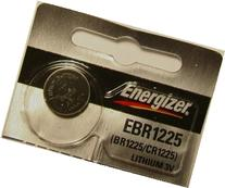 Energizer EBR1225 CR1225 Lithium Coin Battery 1pc