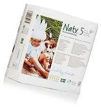 Nature Babycare Eco-Diapers, Size 5, 23 count