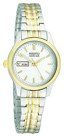 Citizen Women's Eco-Drive Expansion Band Watch with Day/Date
