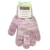 Eco Tools Recycled Bath & Shower Gloves, Assorted 1 ea PACK