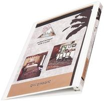 Avery Economy View Binder with 0.5 Inch Round Ring, White, 1