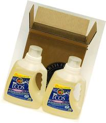 Earth Friendly Products Ecos 2x Liquid Laundry Detergent,