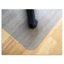 EcoTex Revolutionmat Recycled Chair Mat for Hard Floors, 48