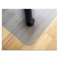 EcoTex Revolutionmat Recycled Chair Mat for Hard Floors, 30