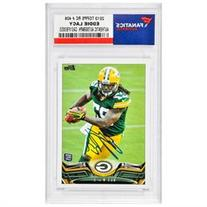 Eddie Lacy Green Bay Packers Autographed 2013 Topps #406