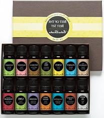 Essential Oil- Beginners Best of the Best Aromatherapy Gift