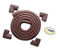 AWESOM 23.3 ft  Safety Edge & Corner Cushion Guards- Premium