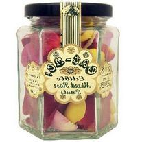 Edible Mixed Colour Rose Petals