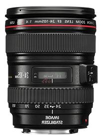 Canon EF 24-105mm f/4 L IS USM Lens for Canon EOS SLR