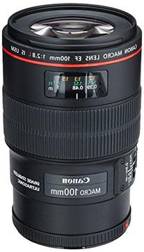 Canon EF 100mm f/2.8L IS USM Macro Lens for Canon Digital