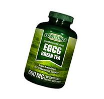 TNVitamins Green Tea Extract 600 Mg With EGCG 90 Capsules