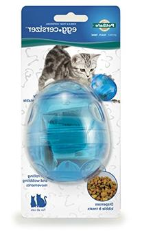 PetSafe Egg-Cersizer Meal Dispensing Cat Toy