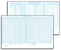 EGP Sales Receipts Journal Sheet