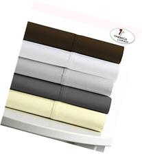 Tribeca Living Egyptian Cotton Sateen 600 Thread Count Deep