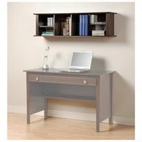 13 H x 48 W Desk Hutch, Rich Espresso