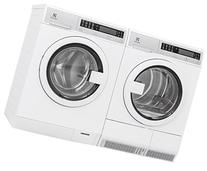 EIFLS20QSW Front Load Washer & EIED200QSW Electric Dryer