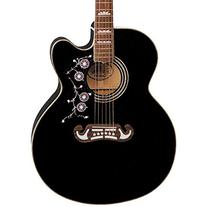 Epiphone EJ-200SCE Solid Top Cutaway Acoustic / Electric