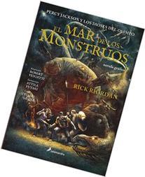 El mar de los monstruos: Novela grafica
