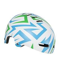 Lazer Electric Green Street Kids Mtb Helmet
