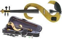 Stagg Electric Violin Pack, Honey