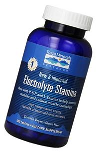 Trace Minerals Research Performance Electrolyte Stamina,