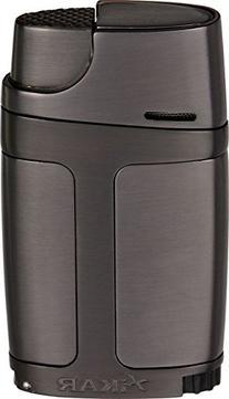XIKAR ELX 9mm Punch Lighter Gunmetal