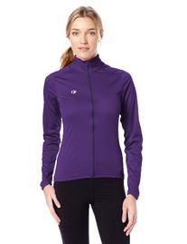 Pearl Izumi Women's Elite Aero Jacket, Large, Blackberry