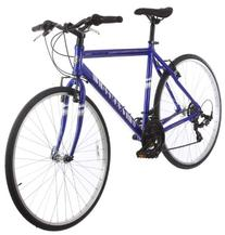 Elite 1.0 FT Men's Bike Blue/White/Green 19in