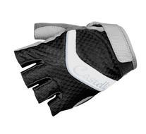 Castelli Elite Gel Glove - Women's Black/Wht/Slvr Size XS