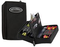 Casemaster Elite Jr. 6 Dart Nylon Storage/Travel Case, Black