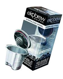 Ekobrew Elite, Stainless Steel Refillable K-Cup For Keurig K